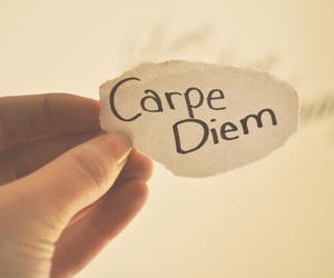carpe diem and life image