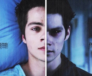 demon, teen wolf, and dylan o'brien image