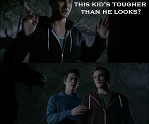 <3, stiles, and funny image