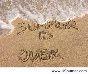summer, beach, and over image
