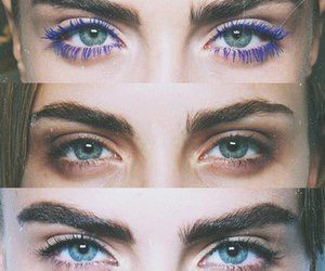 eyes and cara delevingne image