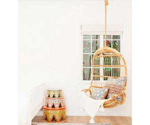 chair, hanging chair, and home image