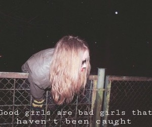 good girls, 5sos, and Lyrics image