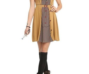 doctor who and dress image
