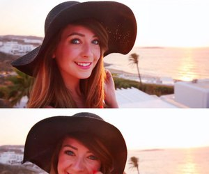 zoella and zoe sugg image