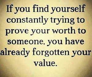 quote, value, and life image