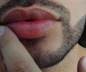 lips, sexy, and boy image
