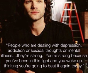 quote, supernatural, and fight image