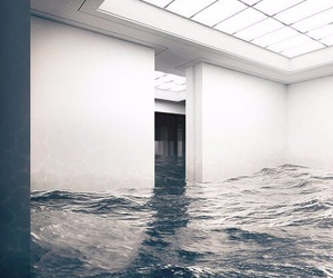 water, room, and grunge image