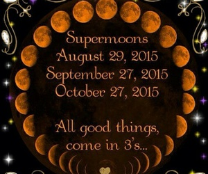 moon, wicca, and paganism image