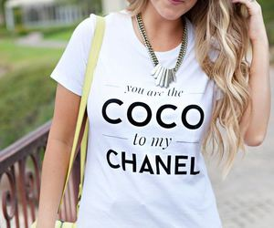 are, chanel, and clothes image
