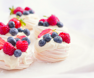 food, yummy, and berries image