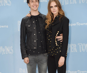 cara delevingne and nat wolff image