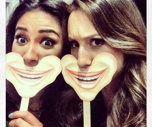 shay mitchell, troian bellisario, and pretty little liars image
