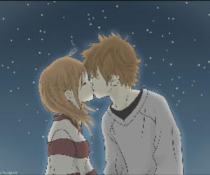 anime, kiss, and bokura ga ita image