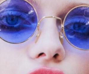 grunge, blue, and aesthetic image