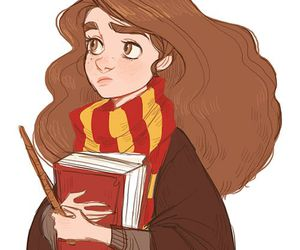 harry potter and hermione image