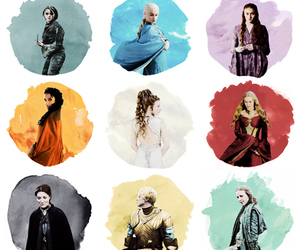 game of thrones, got, and sansa image