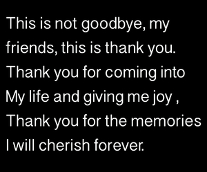 bye, goodbye, and memories image