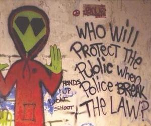 alien, society, and corruption image