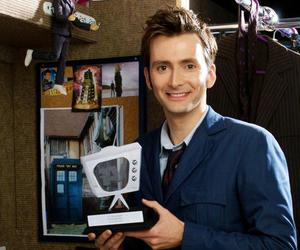 david tennant, tv series, and 10th doctor image