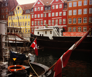 beautiful, denmark, and flags image