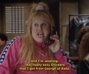 funny, Little Britain, and quote image