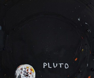 theme, pluto, and art image