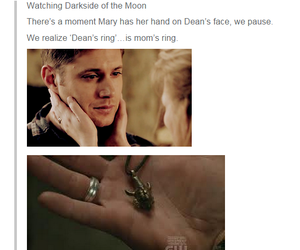 supernatural and dean winchester image