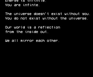 quotes, universe, and aesthetic image