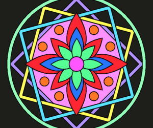 mandala and wallpapers image