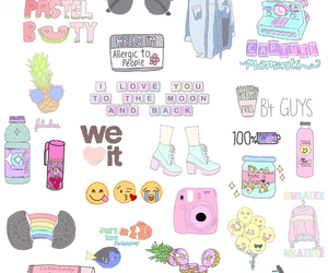 wallpaper, emoji, and tumblr image