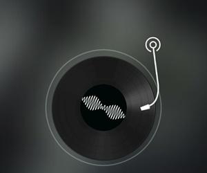 black, grunge, and wallpaper image