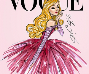 vogue, princess, and disney image