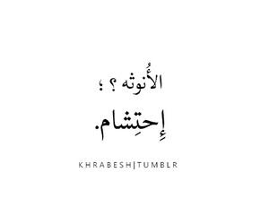 arabic, ﻋﺮﺑﻲ, and quote image