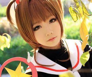 cosplay, sakura, and anime image