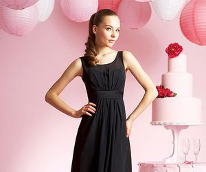 cheap prom dresses and blue homecoming dresses image