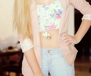 beautiful, heart, and jeans image