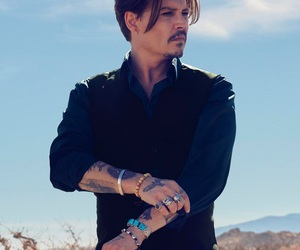 johnny depp, dior, and johnny image