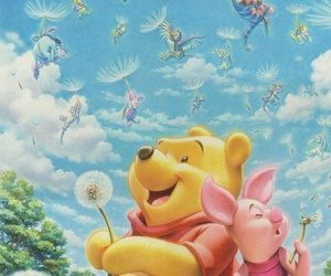 wallpaper, winnie pooh, and fondo image