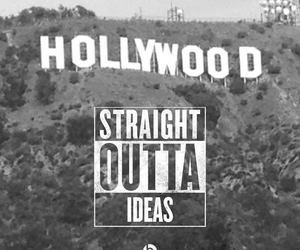 funny, hollywood, and los angeles image