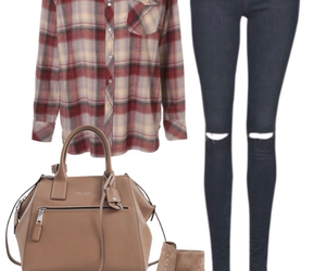 autumn, boots, and ootd image