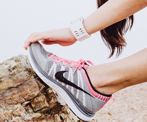 nike, fit, and shoes image