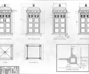 diy, doctor who, and project image