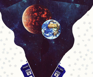 tardis and doctor who image