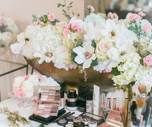 beauty, cosmetics, and cupcakes image