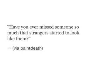 i miss you, quote, and sad image