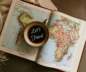 dreams, happiness, and travel image