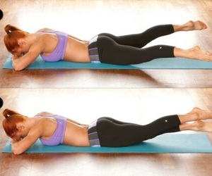 ass, pilates, and body image