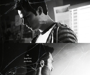 adorable, teen wolf, and stiles stilinski image
